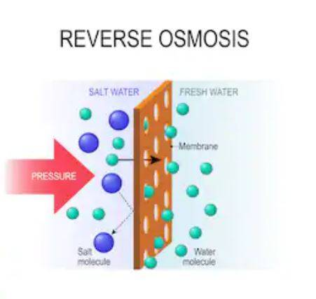 How Reverse Osmosis Works to purify water