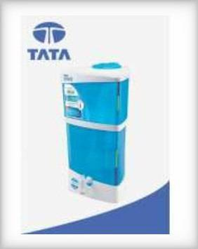Tata Swach Non-Electric Cristella Plus 18-Litre Gravity Based Water Purifier
