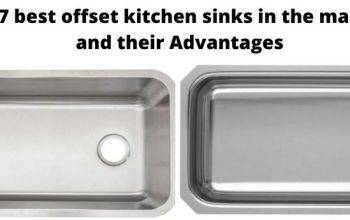 Offset Kitchen Sink pros and cons (A Comprehensive Guide)