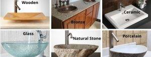 Best Bathroom Sink Materials and their Pros and Cons