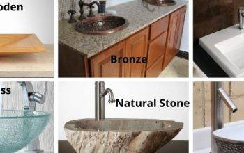 Best Bathroom Sink Materials and Pros & Cons of each
