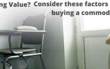 8 Factors to Consider before buying a Commode or Potty Chair