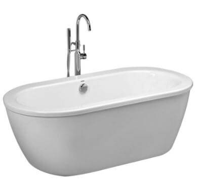 American Standard 2764014M202.011 Cadet Freestanding Tub good for handicapped