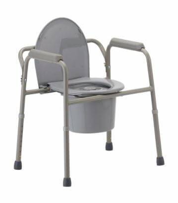 Best Heavy Duty Bedside commode for an old person