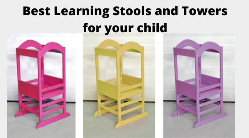 9 Best Kitchen Helper Stools And Towers Safe For Toddlers