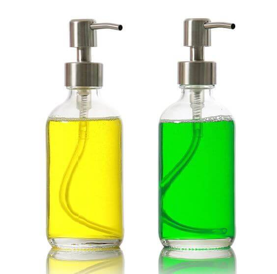 Liquid soaps are for laundry