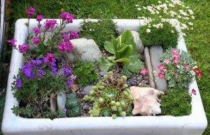 Things to Do With Old Sinks